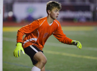 Gallery: Boys Soccer Crosspoint  @ St. George\